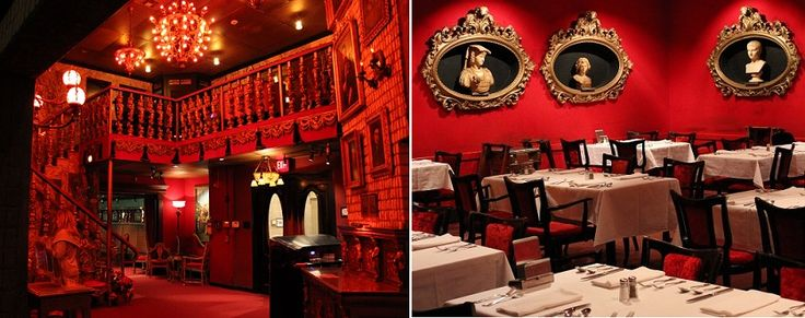 Bern's, Tampa, Fla.--20 kinds of caviar, 2 preparations of foie gras,two kinds of steak tartare one with truffles, oysters three ways, endless varieties of fish & shellfish, 16 different cheeses, nearly 50 desserts, about 7,000 wines (5,500 of them red), 7 different cuts of steaks in 51 different sizes anywhere from 6-60 ounces.
