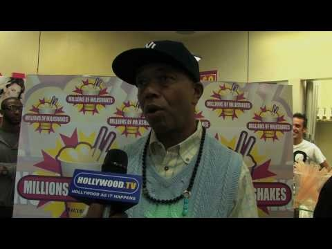 Russell Simmons Debuts NOH8 Shake at Millions of Milkshakes During 2010 LA Pride