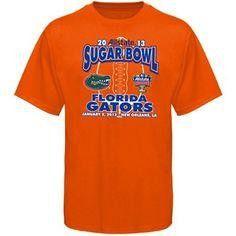 Florida Gators Football 2013 Sugar Bowl Bound t-shirt new SEC UF The Swamp