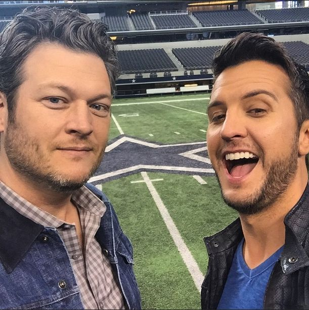 Luke Bryan & Blake Shelton return to host the 50th Anniversary of the Academy of Country Music!