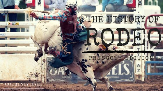 The History of Rodeo: Prescott Edition  https://www.kimesranch.com/blog-posts/2017/7/12/the-history-of-rodeo-prescott-edition