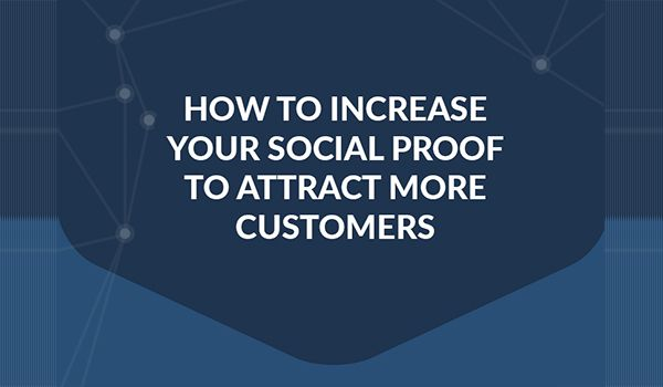 6 Types of Social Proof to Convince Website Visitors to Buy from You:  https://blog.red-website-design.co.uk/2017/11/30/social-proof-infographic/  #WebDesign