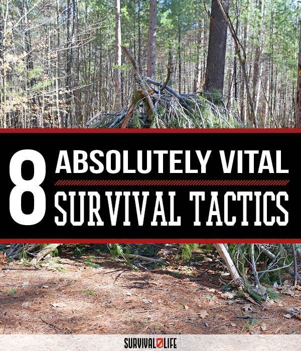 8 Outdoor Survival Tactics You Need to Master NOW | Wilderness Survival Skills For Camping And Hunting , If You Want To Come Out Alive! by Survival Life at http://survivallife.com/2016/01/04/outdoor-survival-tactics/