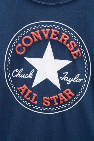 Buy Converse All Star Chuck Taylor T-Shirt from Next USA