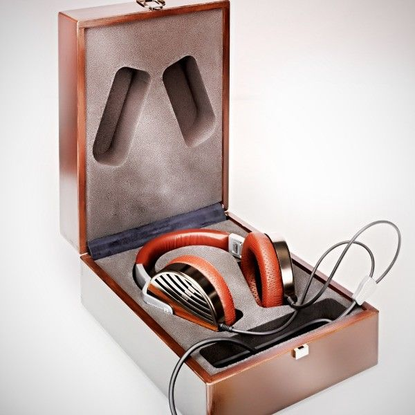 Ultrasone Limited Edition 10 Open Back Deluxe Stereo Headphones by Ultrasone AG