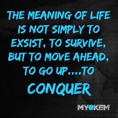 We challenge you to CONQUER!    #bodybuilding #nitramine #myokemnation #defylimitations #scienceoverhype #weightlifting #gymrat #myokem #preworkout  #fitness #bodyimage