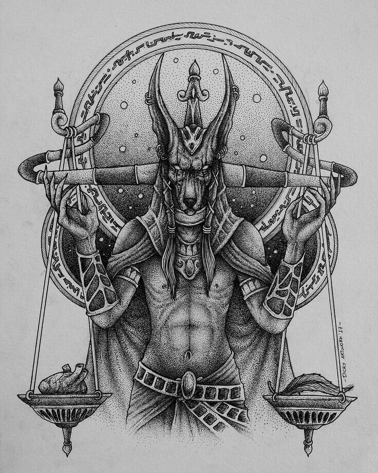 Pin By Sangram On Tattoos Style Mythology Tattoos Egyptian