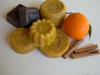 Vegan σαπούνι με πορτοκάλι για αποτοξίνωση και τόνωση