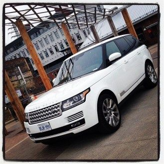 2014 Range Rover HSE & Supercharged Test Drives #LandRover #RangeRover #HSE #Supercharged #Review #Automotive #Cars #Motorsports #Luxury #Style #Class #Driving #AllWheelDrive #TheBrickWorks