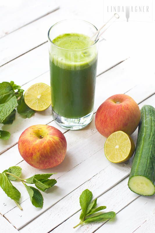 Why Green Juice is better than a flu shot! via @Linda Wagner
