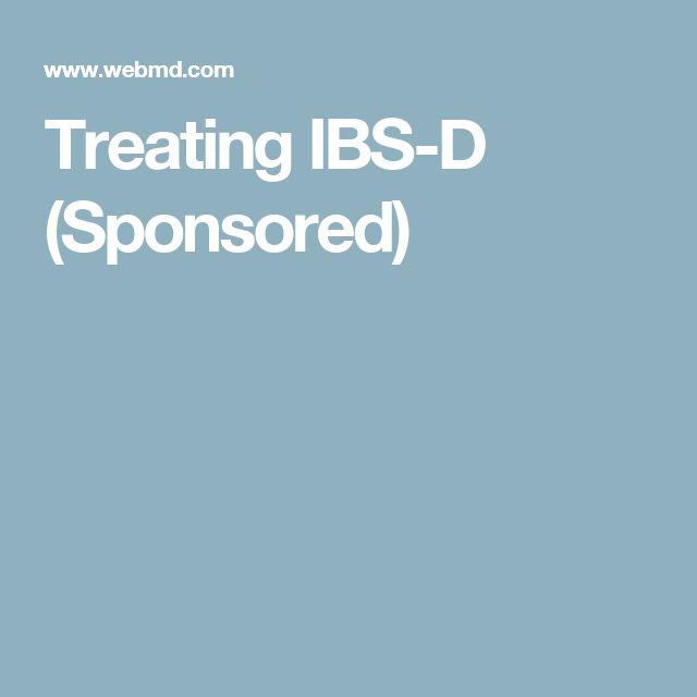 Treating IBS-D (Sponsored)