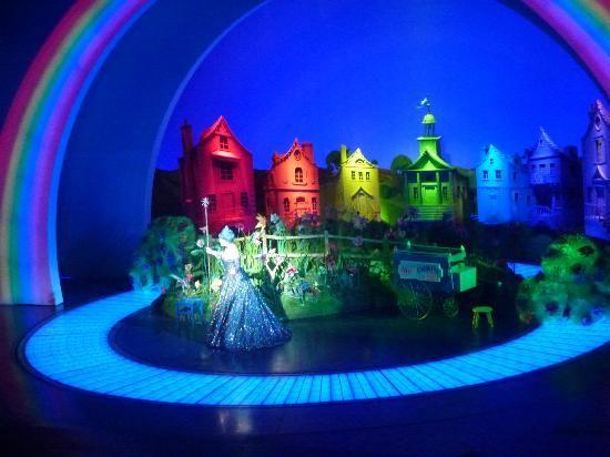 The Wizard Of OZ   Munchkinland. Theatre DesignStage ...