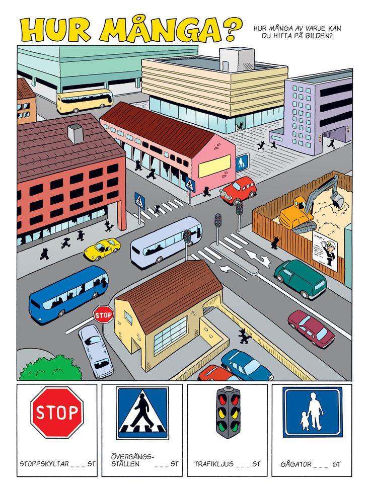 Trafik – Bamse.se