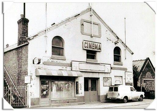 Bridge old cinema