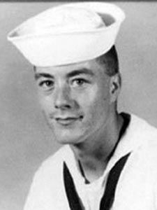 Airman Robert John Davies US NAVY  VF-74 , CVW-17 , USS FORRESTAL , TF 77 , 7th Fleet , US NAVY KIA July 29, 1967 , Gulf of Tonkin , VIETNAM , Born November 21, 1947 , home of record Rhinelander WISCONSIN , Honored Vietnam Veterans Memorial Washington DC ...buried Arlington National Cemetery ...Some Gave All