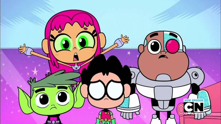 Teen Titans Go! Season 2 Episode 19 Halloween; they looked SOO cute in this episode!