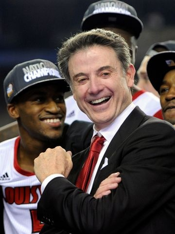 Rick Pitino: Well-groomed coach, or best-groomed coach?