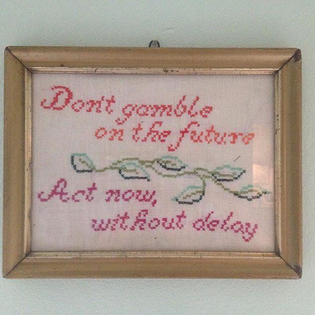#schnirkelcraft #feminism #simonedebeauvoir #crossstitch #embroidery #art