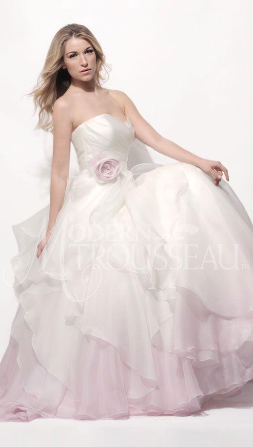 Pink Wedding Dress Dream Meaning : Pink weddings dresses dream wedding bridal gowns