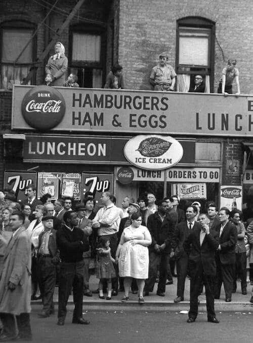 NYC, Lower East Side, 1940s