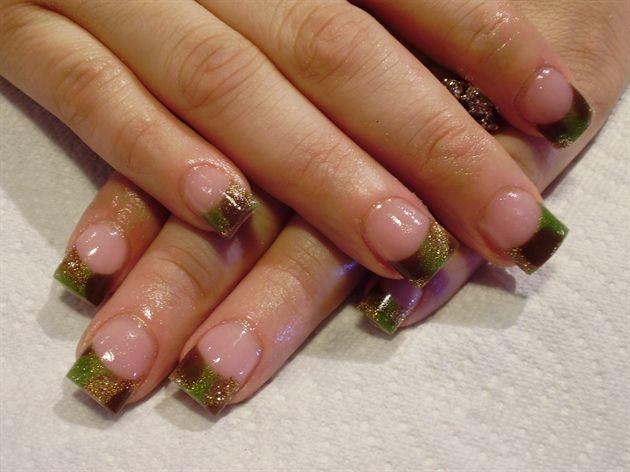Mossy Oak nails!