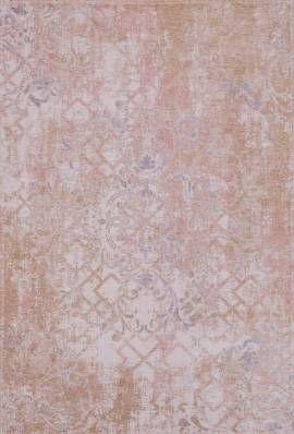 Vintage-Teppich | -ROM-ROSE-ROSA-  - Bild vergrößern