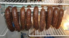 Tennessee Dried Sausage Links