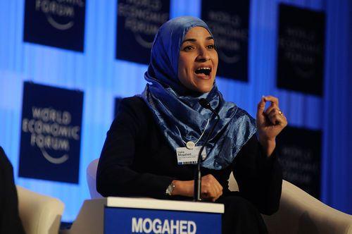 Dalia Mogahed President Barack Obama's advisor on Muslim affairs.