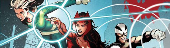 Continue the 'March to AXIS' in Your First Look at UNCANNY AVENGERS #24!