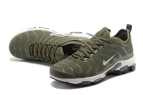 detailed look f1b55 88c0f Nike Air Max Plus TN Ultra Army Green -  62.95   nikeonlinestore   Scoop.it
