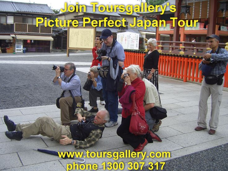Photographers in Japan with Toursgallery.