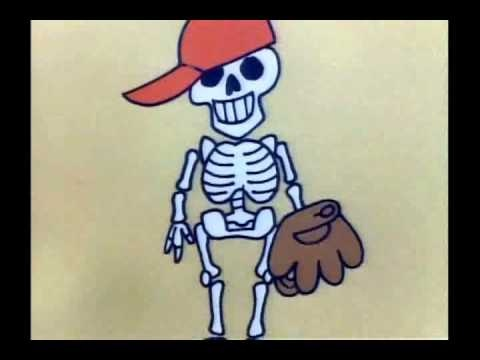 "School House Rock video ""Them Not-So-Dry-Bones on the Human Skeleton"