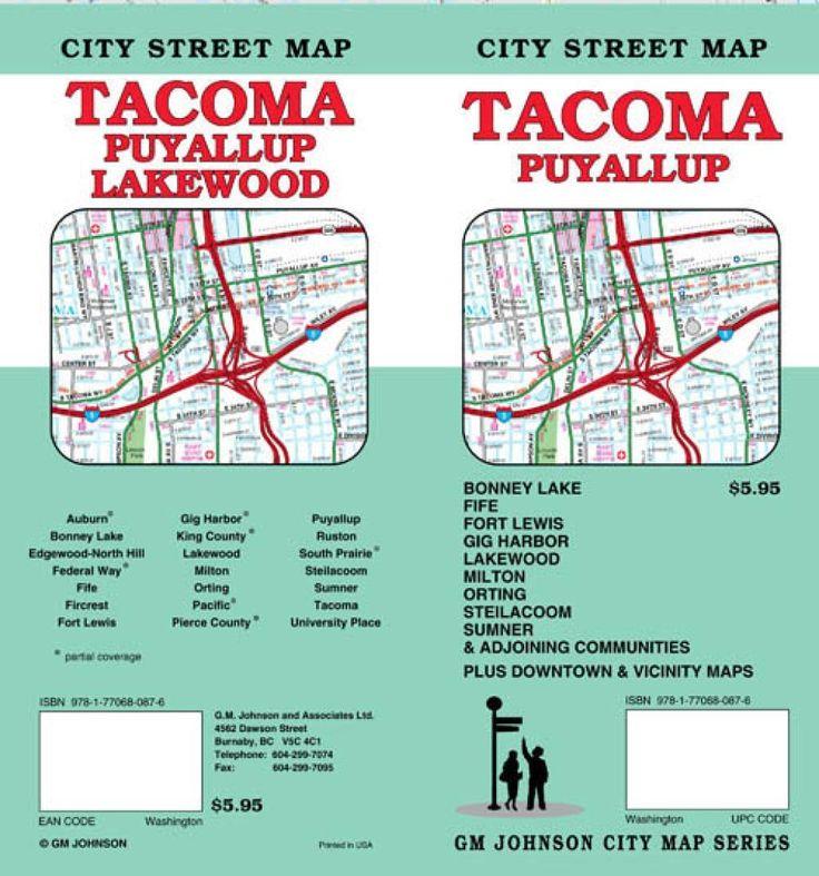 Tacoma and Puyallup, Washington by GM Johnson