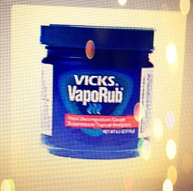 15 best images about vaporub on pinterest elderberry for Putting vicks on the bottom of your feet