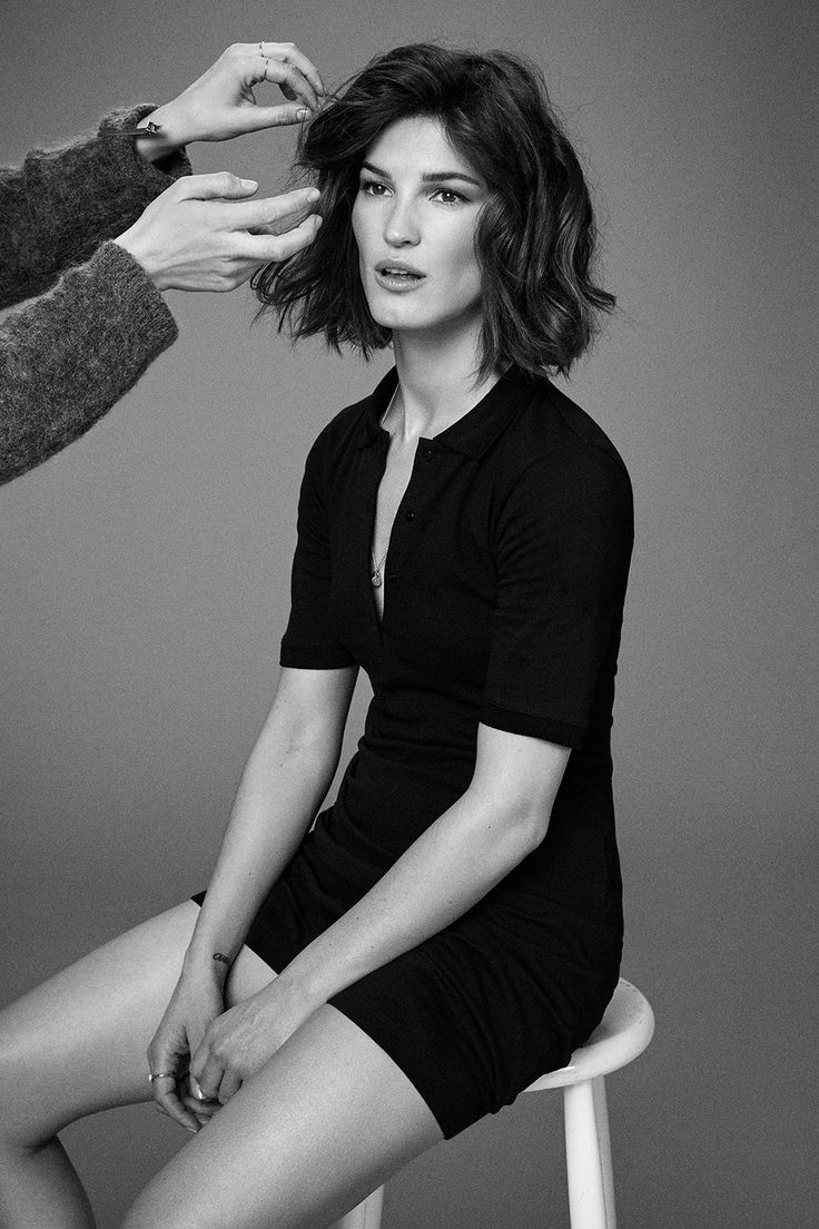 Hanneli Mustaparta for Gina Tricot, Scandinavian It Girls, May 2015.