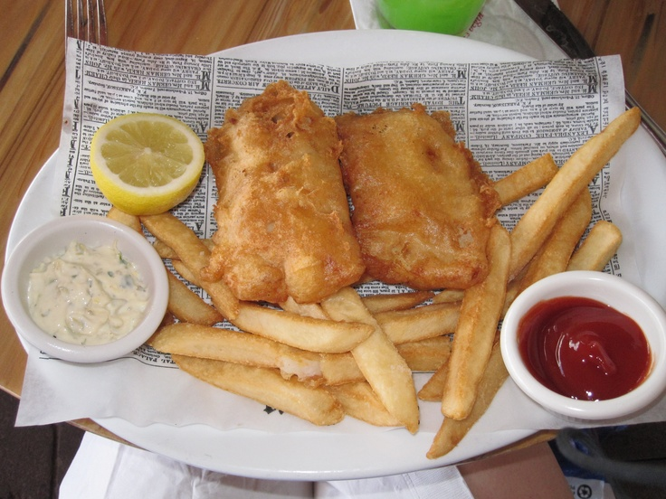 Best 25 fish and chips menu ideas on pinterest fish for Good places to fish near me