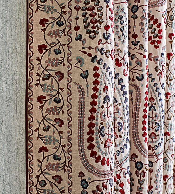 Jayshree Fabric by Zoffany | Jane Clayton
