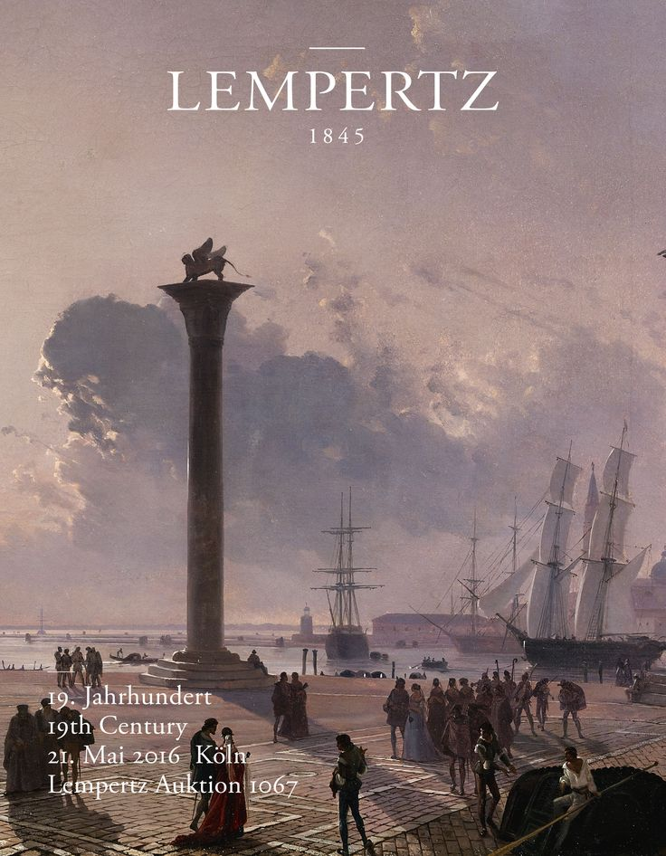 Paintings 15th-19th century catalog SS2016 is out! #fineart #lempertz #ss2016 #catalog