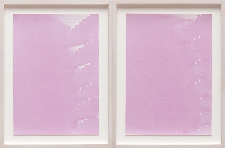 Irma Blank, Radical Writings, Dal libro totale, Zweiseitig/doppia pagina VII, 1983, P420 Galleria d'Arte