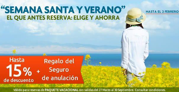 Viajes Baleares y Canarias desde 118€. Ofertas de escapadas baratas Baleares y Canarias - OferTravel.es