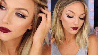 full face makeup tutorial for beginners - YouTube