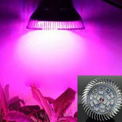 Светодиодная лампа для гидропоники 18 Вт E14 E27 GU10, AC 85-265 В Ссылка: http://ali.pub/seo50