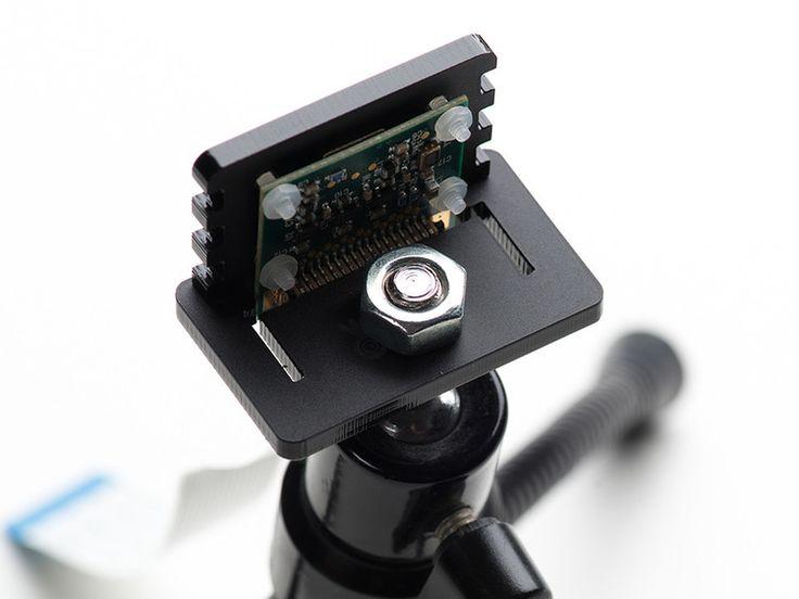 Adjustable Raspberry Pi Camera Mount Online in #Thailand - ( http://www.botnlife.com/product/1434 )   -  Orders Now via email: customercare@botnlife ✔ Line ID: botnlife ✔ Phone or SMS: 0972584994 ✔ Facebook Page: www.facebook.com/botnlife ✔ #RaspberryPi #RaspberryPiAccessories #RaspberryPiCameraMount #RaspberryPiCamera #RaspberryPiMount #BotNLife