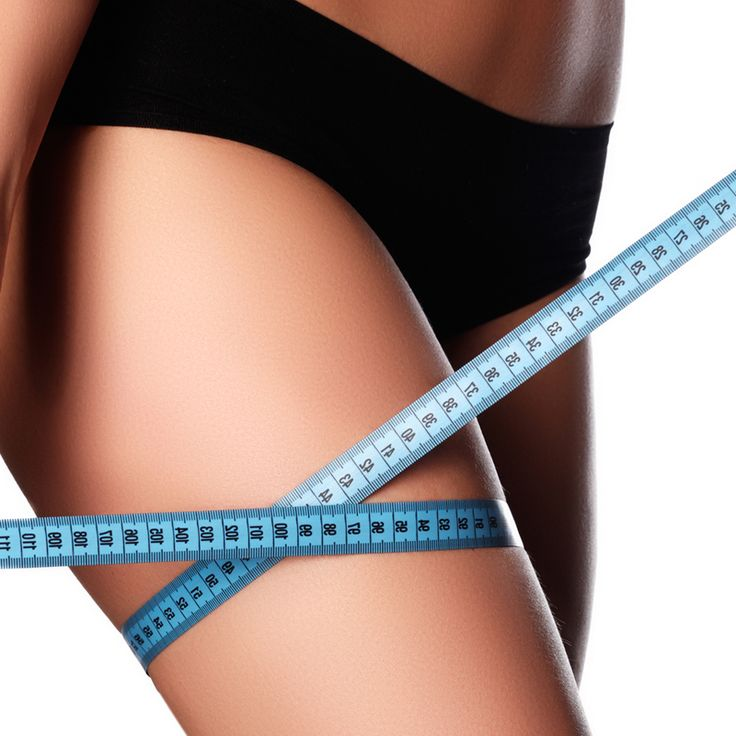 Быстро сбросить вес на бедрах
