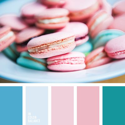 I don't think I would like to eat the cookies, but the colors are nice!