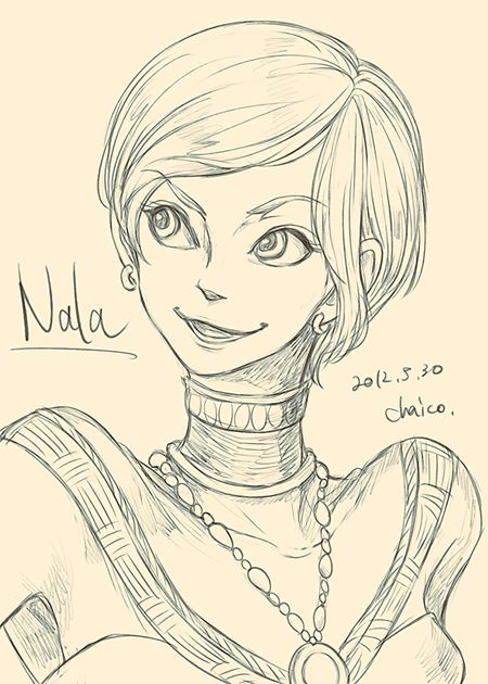 Disney animals as people - Nala by *chacckco on deviantART