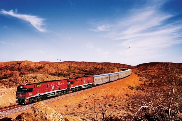 10 of the greatest rail journeys in the world - traveller.com.au. Through the outback: The Ghan from Adelaide to Darwin.