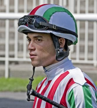 DEL MAR, Calif. – The broken foot bone suffered by jockey Joel Rosario at Saratoga on Friday jeopardizes not only his mounts Saturday at Saratoga, including Orb in the Travers Stakes, but a full slate of races Sunday at Del Mar, including Game On Dude in the Pacific Classic and Goldencents in the Pat O'Brien.