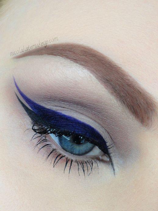 Nicola Kate Makeup: Double Wing