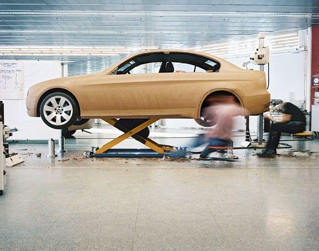 OG | 2005 BMW 3-Series Mk5 - E90 | Clay model
